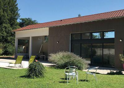 Atelier & Pool house